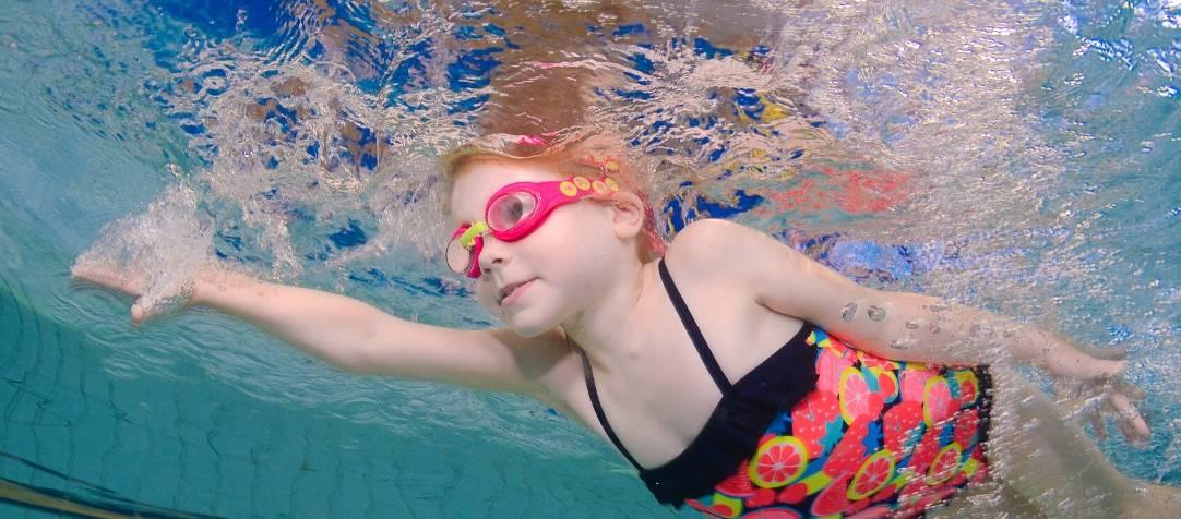 Back to Swim School
